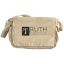 Truth Messenger Bag