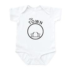 The Town Infant Bodysuit