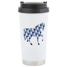2014 Horse year Travel Mug