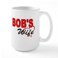 BOB'S WIFE Mugs
