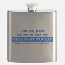 Not Your Day... Flask