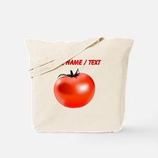 Custom Tomato Tote Bag