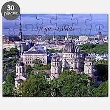 Riga, Latvia Puzzle