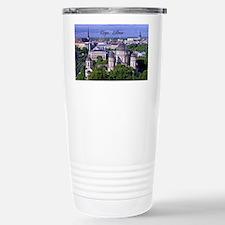 Riga, Latvia Stainless Steel Travel Mug