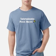 Labradoodle FOOD SLAVE T-Shirt