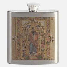 Book of Kells Flask