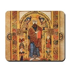 Book of Kells Mousepad