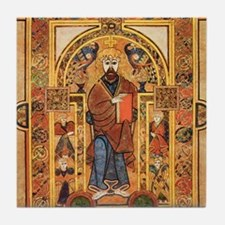 Book of Kells Tile Coaster