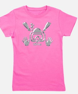 IDIVE 2010 SILVER.png Girl's Tee