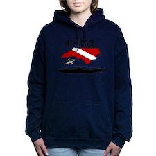 U-352.png Hooded Sweatshirt