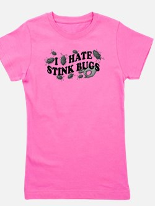 I hate stinkbugs.png Girl's Tee