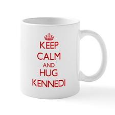 Keep Calm and Hug Kennedi Mugs