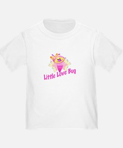 Pink Little Love Bug! Baby/T