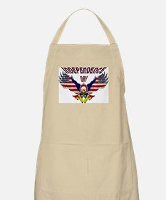 Eagle w/ Flag Wings (Independence Day)  BBQ Apron