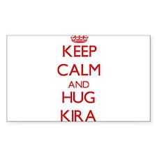 Keep Calm and Hug Kira Decal