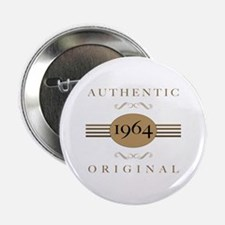 "1964 Authentic Original 2.25"" Button"