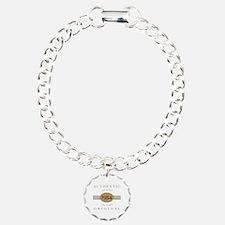 1954 Authentic Original Charm Bracelet, One Charm