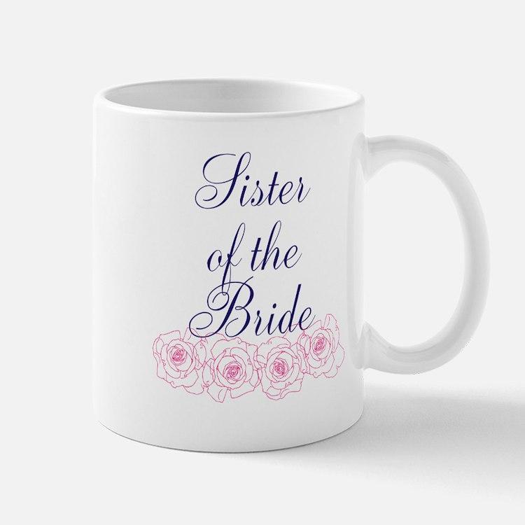 Sister of the Bride Mugs