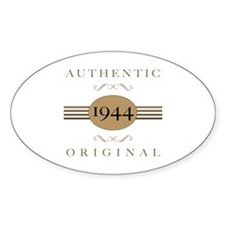 1944 Authentic Original Decal