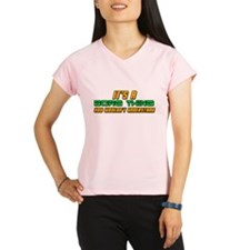 Cute Star trek voyager Performance Dry T-Shirt