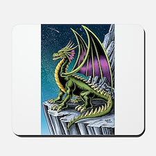 Dragon Nights! Mousepad