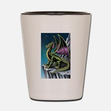 Dragon Nights! Shot Glass