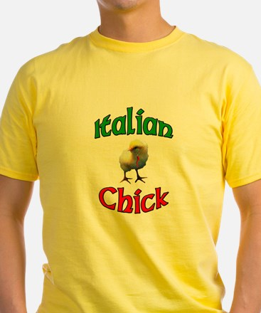 Italian Chick with Italian Ho T