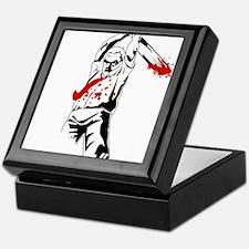 Kill The Zombies Keepsake Box