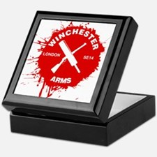 Winchester Arms Keepsake Box