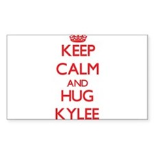 Keep Calm and Hug Kylee Decal