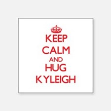 Keep Calm and Hug Kyleigh Sticker
