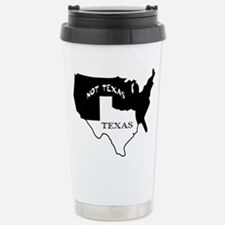 Cute Houston Travel Mug