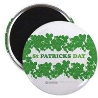 "St Patrick's Day Reef 2.25"" Magnet (10 pack)"