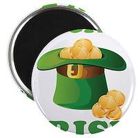 "Luck o' Irish 2.25"" Magnet (100 pack)"