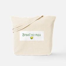 BRASIL NO MEU CORACAO Tote Bag