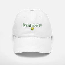 BRASIL NO MEU CORACAO Baseball Baseball Cap