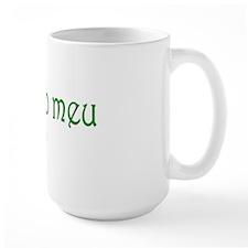 BRASIL NO MEU CORACAO Mug