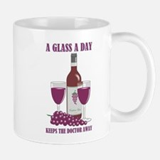 A GLASS A DAY Mugs