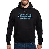 Schizophrenic! Hoodie (dark)