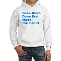 Made The T-shirt Hooded Sweatshirt