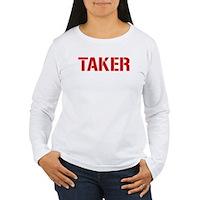Taker Women's Long Sleeve T-Shirt