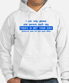 Not Your Day... Jumper Hoody