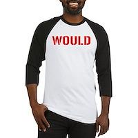 Would Baseball Jersey