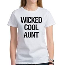 Wicked Cool Aunt! T-Shirt