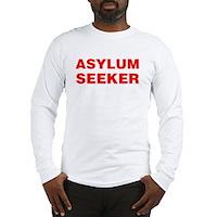 Asylum Seeker Long Sleeve T-Shirt