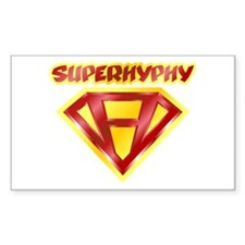 Super Hyphy Rectangle Decal
