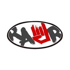 Rawr Logo Patches