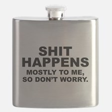 Shit Happens Flask