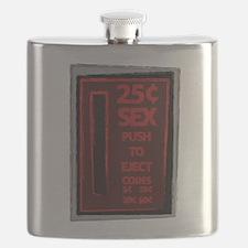 25 Cent Sex Flask
