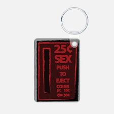 25 Cent Sex Keychains
